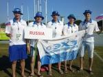 Спортсмены ЭХЗ завоевали десять медалей Всемирных спортивных играх трудящихся, прошедших в Италии.