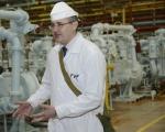 В ХЦ ЭХЗ пущен в опытно-промышленную эксплуатацию первый модуль очистительных газовых центрифуг на базе ОГЦ-200
