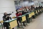 соревнования по пулевой стрельбе открывали Спартакиаду