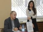 Сотрудники ЭХЗ традиционо входят в состав экспертной комиссии НПК