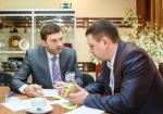 Группа Сергея Коваленко обсуждала тему «Молодежь за гармоничное развитие»