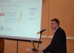 Начальник ОПЭК Андрей Андрианов доложил о состоянии охраны труда, промышленной и экологической безопасности на ЭХЗ