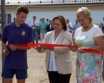 На подготовку волейбольной площадки в этом году было выделено 700 тысяч рублей