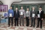 Награждение лучших аппаратчиков газоразделительного производства предприятий ТК «ТВЭЛ»