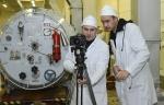 В составе съемочной бригады – два оператора и телеведущий Антон Борисов.