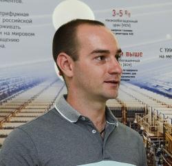 Инженер-технолог производственно-технологической службы АО «ПО «Электрохимический завод» Николай Оскомов