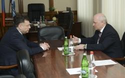 Депутат Госдумы РФ Юрий Швыткин будет защищать интересы атомных ЗАТО