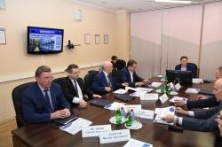 ЭХЗ с рабочим визитом посетил Алексей Лихачев