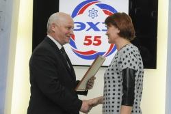 Более 500 заводчан получили награды в преддверии 55-летнего юбилея