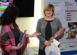 Татьяна Толстова, отстав от победителя всего на один балл, стала серебрянным призером отраслевого конкурса